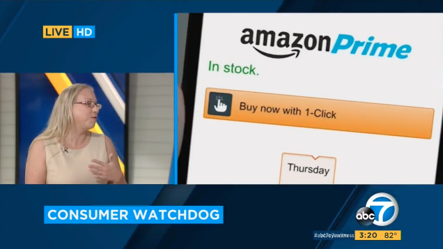 Carmen Balber explains Amazon's deals are not what they claim to KABC News