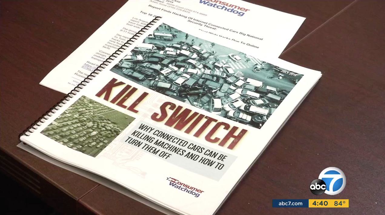kill switch report