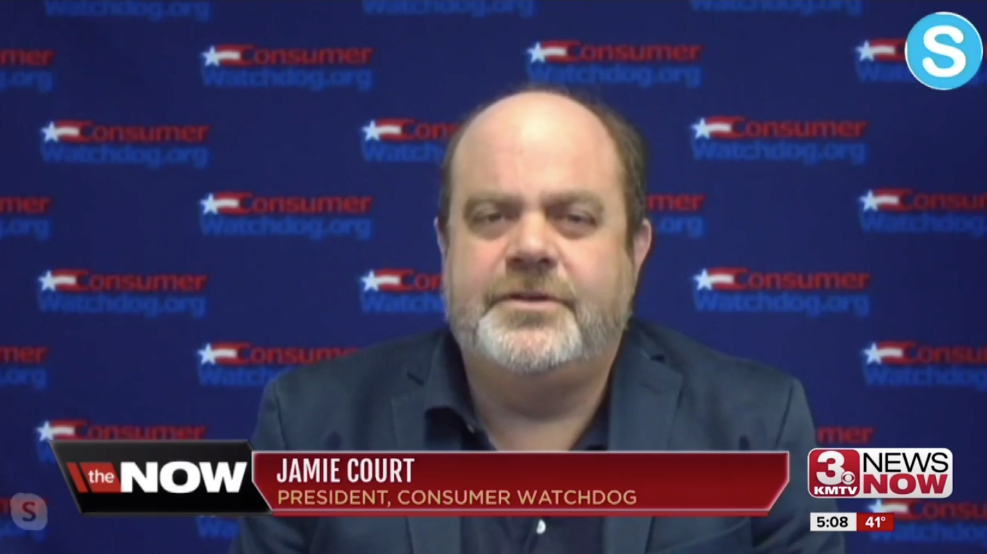 Jamie Court on vaping insurance