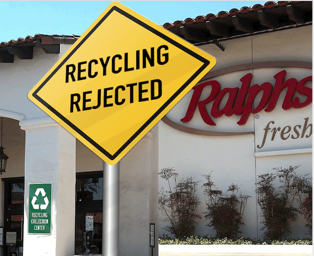 recycling rejected