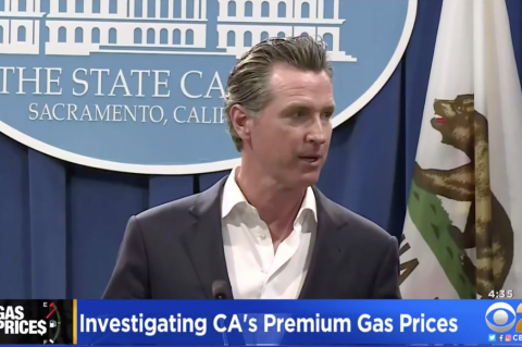 Gov Newsom asks for gas price investigation