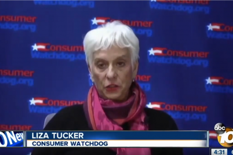 Liza Tucker explains that CA's recycling program is on the verge of collapse
