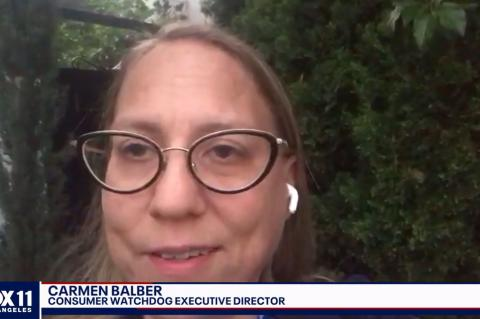 Carmen Balber on Auto Insurance Refunds
