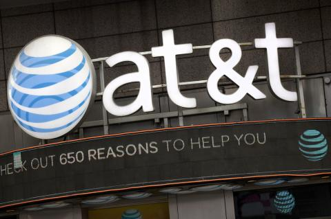 AT&T spent the most to sway politicians