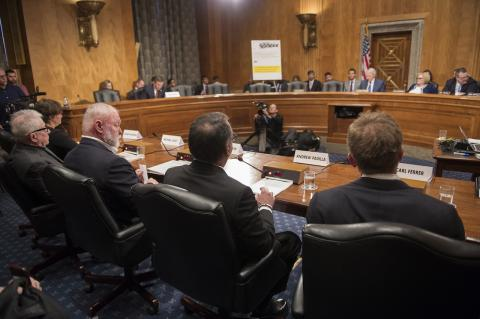 Backpage Senate Hearing, Jan. 2017