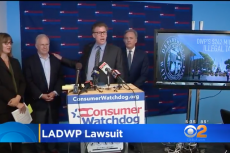 Consumer Watchdog announces lawsuit