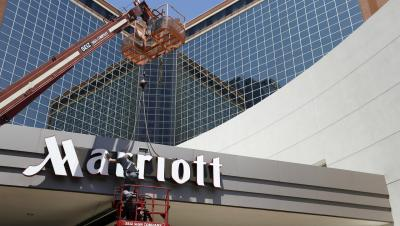 Marriott International's massive data breach